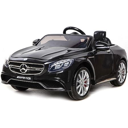 Kinder Elektro Auto Mercedes Benz AMG S63 Elektroauto 2x35W 12V 2.4G Fernbedienung - Bild 1