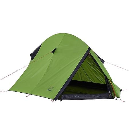 GRAND CANYON 1-2 Personen Zelt Cardova Trekking Einmann Einbogen Camping Leicht Farbe: Grün - Bild 1