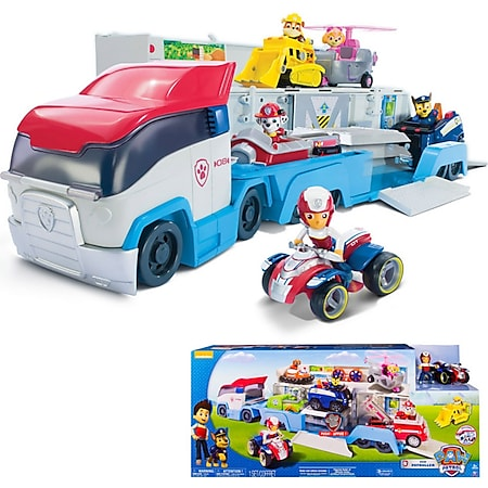 PAW PATROL Spielset Patroller Truck Actionfigur Auto Spielfigur Kinder Spielzeug - Bild 1