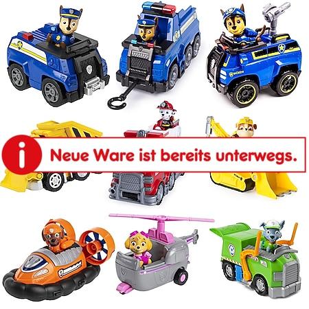 PAW PATROL Ultimate & Basic Fahrzeuge Spielfigur Action Figur Kinder Spielzeug Variante: Skye Helicopter - Bild 1