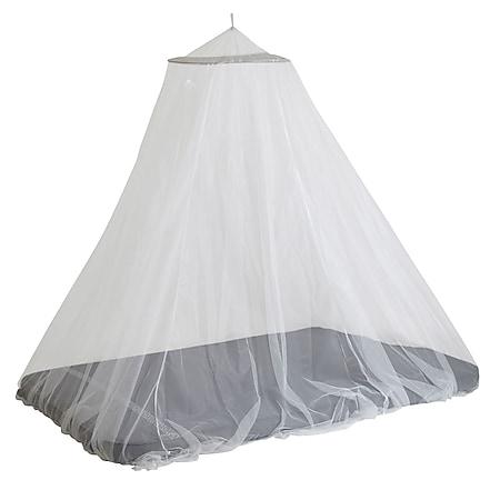 BO-TRAIL Ring Moskito Netz Doppel Bett Reise Mücken Pyramid Insekten Schutz 2x2m - Bild 1