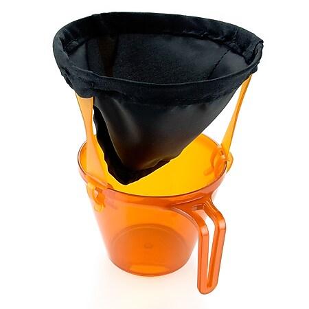 GSI Java Drip Camping Kaffee Filter Tütenhalter Clip Bereiter Wiederverwendbar#4 - Bild 1