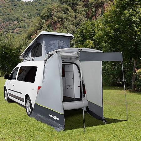 BRUNNER Heckzelt Pilote Caddy Mini Camper Bus Vor Zelt SUV Heck Klappe Camping - Bild 1