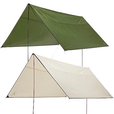 GRAND CANYON Tarp Zuni 4 Sonnensegel Camping Vor Zelt Plane UV50 Wasserdicht 4x4