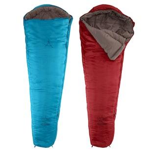 GRAND CANYON Mumien Schlafsack Fairbanks 205 XL Winter 3 Jahreszeiten Lang 21°C