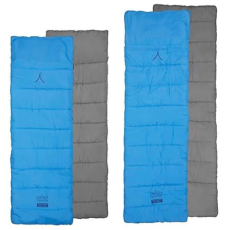 GRAND CANYON Feldbett Auflage Topaz M/L Camping Bett Decke Klappbett Bezug Lang Größe: M - Bild 1