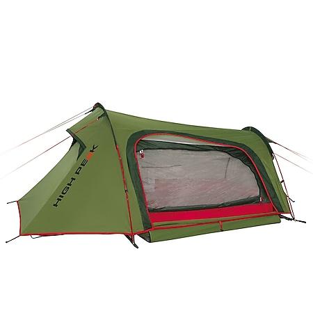 HIGH PEAK Trekkingzelt Sparrow LW 1-2 Personen Camping Fahrrad Einmann Zelt 2 kg - Bild 1