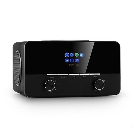 "Connect 150 SE 2.1-Internetradio DAB/DAB+/PLL-UKW Spotify BT 2,8"" TFT-Display schwarz - Bild 1"