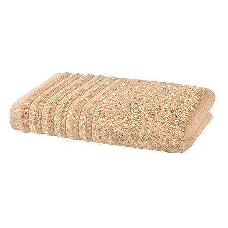 PANA® Frottierserie • Frottee Handtücher Set • Gästetuch • Handtuch • Duschtuch • Badteppich • 100% Baumwolle • Hautverträglich • Ökotex Zertifiziert • versch. Sets, Größen und Farben... Beige, Duschtuch 70 x 140 cm - Bild 1